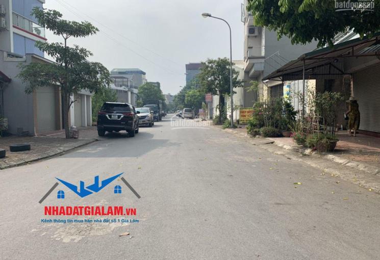 Bán 107m2 đất kinh doanh đường 15m khu đô thị 31ha Trâu Quỳ, Gia Lâm. LH 097.141.3456