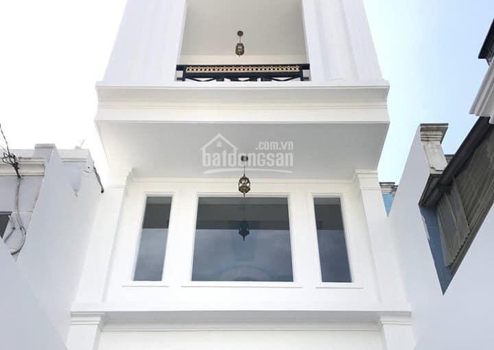 Bán gấp nhà 1 sẹc Trần Thị Cờ vào 25m, nở hậu 4,17x18m, giá rẻ có sân đậu ô tô. LH 0902.683.022