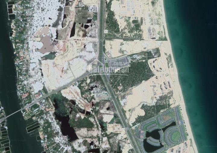 Bán đất Cam Lâm, Khánh Hoà, Dt 33.143m2 - giá 4 triệu/m2 (132 tỷ 572 tr)