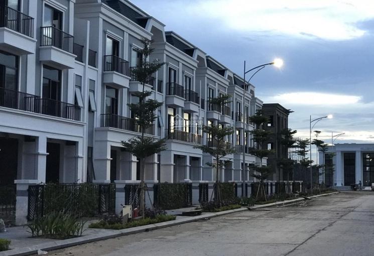 Nhà phố - biệt thự - ven sông Vàm Cỏ Đông - thành phố Tân An - 5x20m (1 trệt - 2 lầu)