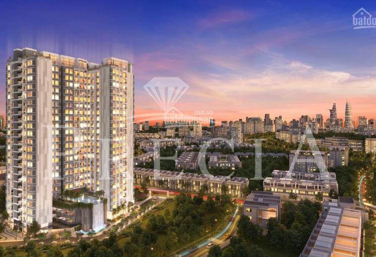 Bán căn hộ Precia quận 2 chỉ cần thanh toán 1,2 tỷ sở hữu căn hộ 2 P.ngủ, NT cao cấp, 0912.598.058