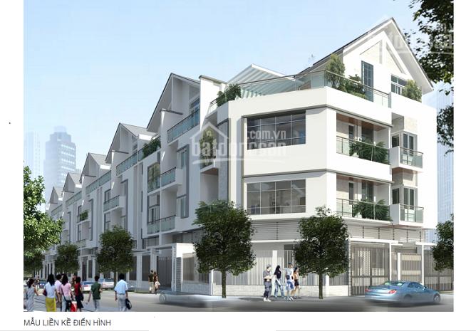 Bán nhà LK Văn Khê, vị trí đẹp kinh doanh sầm uất, đã hoàn thiện, giá 7,6tỷ