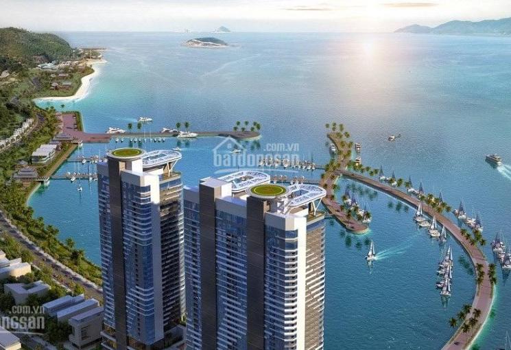 Bán đất biệt thự khu đô thị mới Vĩnh Hòa, Nha Trang (khu lấn biển), DT 295m2 - giá 48 triệu/m2