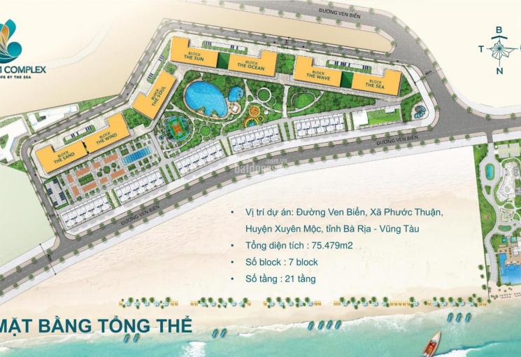 Mở bán block thứ 4 trong tuần thứ 2 ra mắt, Hồ Tràm Complex - Hưng Thịnh Corp