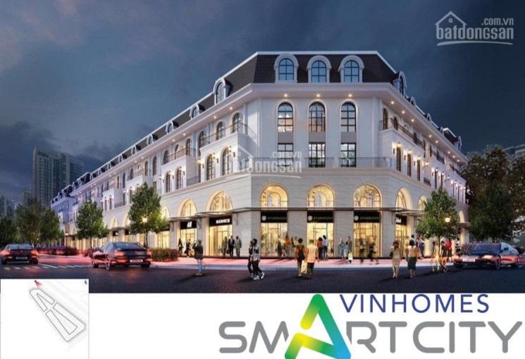 Cho thuê mặt bằng shophouse Vinhomes Smart City Tây Mỗ