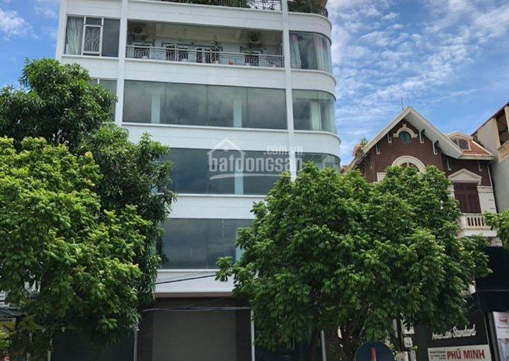 Bán nhà ngõ Huế 7 tầng, mặt tiền 7m, KD, ô tô tránh, 35 tỷ, Hai Bà Trưng