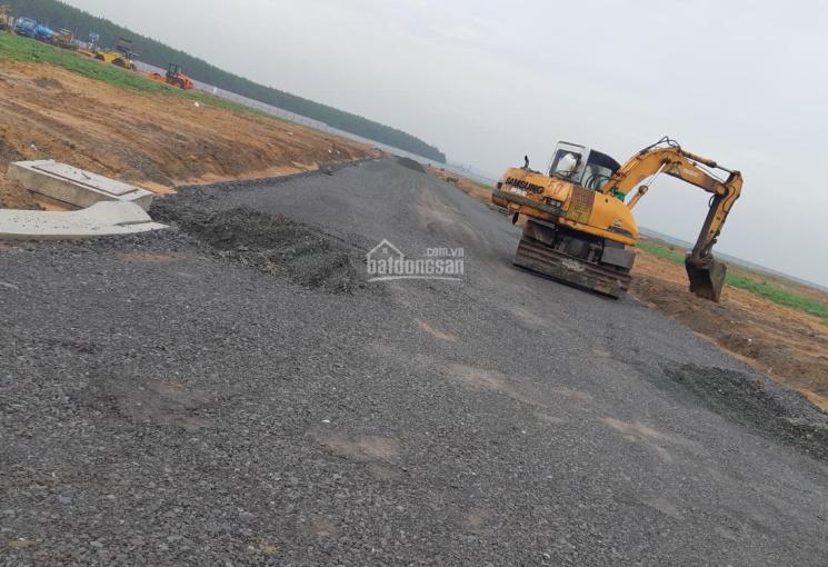 Chủ cần bán đất tái định cư Bình Sơn, đường 12m, giá 1.8 tỷ/100m2, đất đẹp