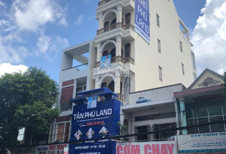 Bán nhà mặt tiền đường Thạch Lam, DT: 13m x 22m, sổ hồng riêng. Gía: 22.9 tỷ
