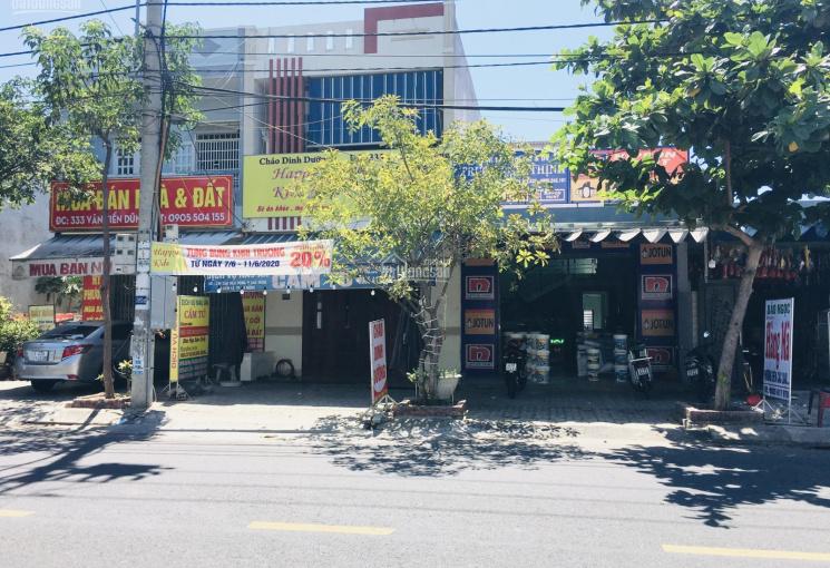 Bán đất mặt tiền đường 10m5 Văn Tiến Dũng sát ngã tư Hoàng Minh Giám, vị trí sầm uất kinh doanh tốt