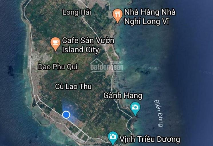 Đất chính chủ cần bán gần sân bay Đảo Phú Quý giá 400.000đ/m2