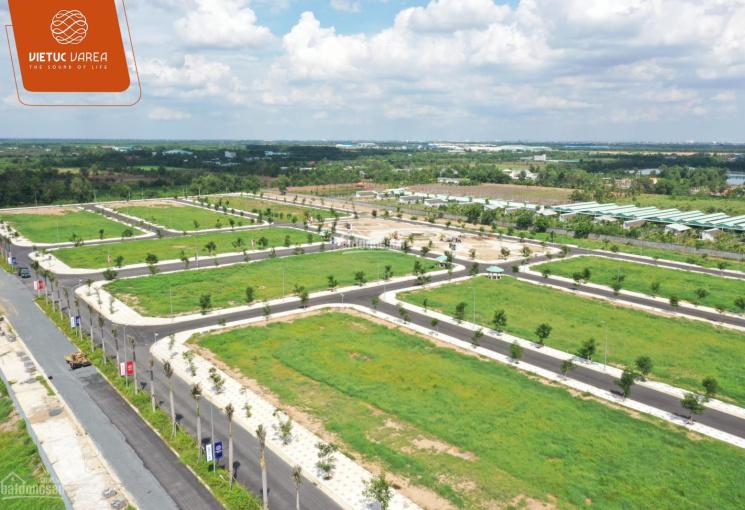 KĐT Việt Úc Varea liền kề Waterpoint Nam Long, đất nền sổ đỏ giá gốc CĐT, ngay Bến Lức - Long An