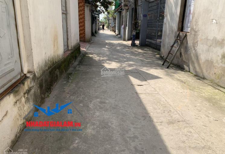 Anh trai cần bán 100m2 đất ô tô đỗ cửa ngõ Ngô Xuân Quảng, Trâu Quỳ, Gia Lâm
