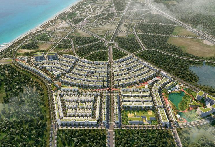 Bán Meyhomes Capital Phú Quốc MT đường đã có sổ hồng SHVV 3 lầu (6x20m) tiện KD mọi ngành nghề