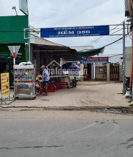 Nền góc thổ cư - hẻm 386 Trần Nam Phú (Lộ Ngân Hàng). Vị trí cực đẹp, cách Trần Nam Phú 50m