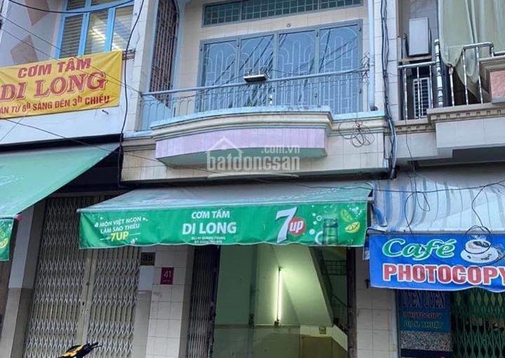 Cho thuê nhà 1 trệt 2 lầu đúc - mặt tiền đường Quang Trung, P. Xuân Khánh, Q. Ninh Kiều, TPCT