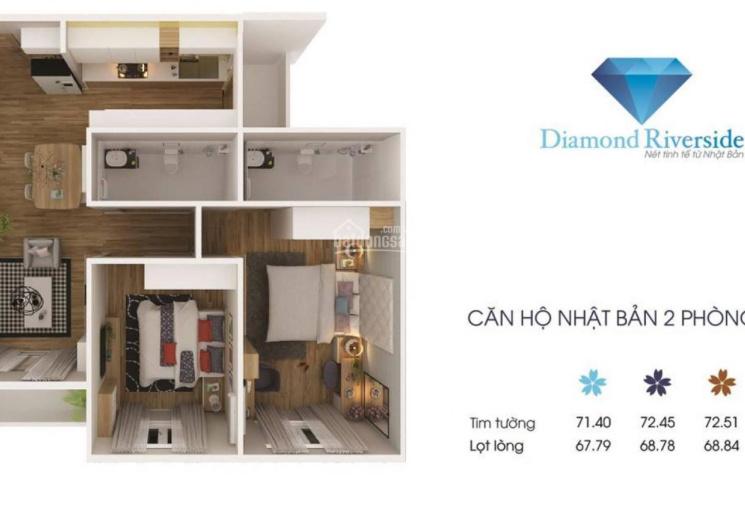 Cần bán gấp căn hộ chung cư city gate 2, 2pn 2wc, sắp nhận nhà, Tòa A, 73m2 tại quận 8