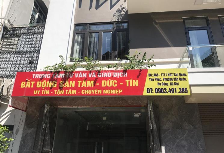 Chuyên bán liền kề, biệt thự KĐT Văn Quán từ 6 tỷ - 70 tỷ Bảng hàng tháng 10/2020 LH: 0903491385