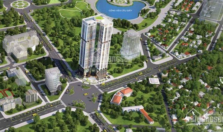 Độc quyền quỹ căn ngoại giao Golden Park, vào tên trực tiếp HĐ, CK 4,5%, HTLS 0%, tặng 1 cây vàng