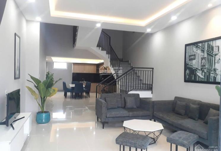 Cho thuê nhà đẹp khu Hồ Xuân Hương 4 phòng ngủ cực hiện đại, giá 23 triệu/tháng - Toàn Huy Hoàng