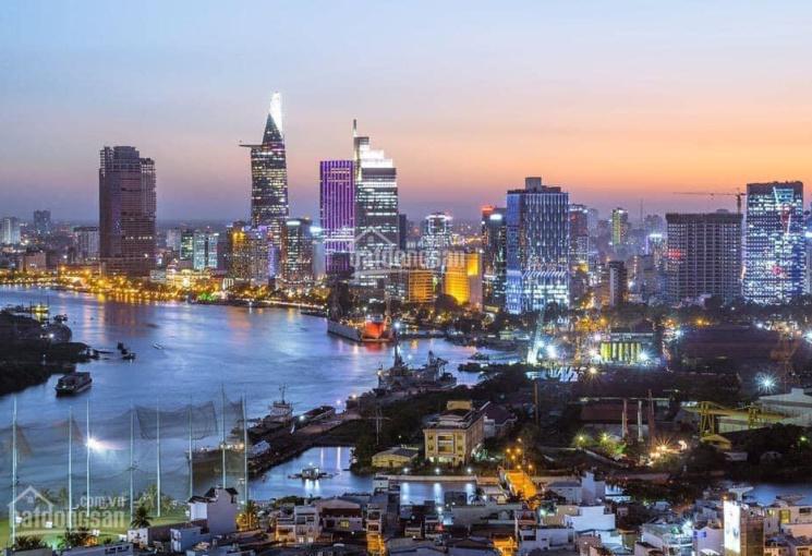 Bán 3PN Sunwah Pearl SH06 tầng cao view sông trực diện Bitexco Thủ Thiêm, 2 mặt góc giá 11 tỷ