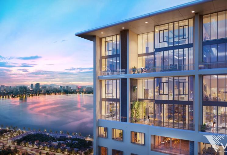 Căn hộ Duplex Sun Grand City Thụy Khuê - đưa cả Hồ Tây vào phòng ngủ của bạn 0974380707