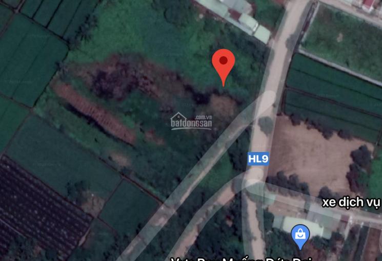 Bán đất 7800m2 MT Nhị Bình 3, gần ngã 4 Võ Thị Đầy, có 200m thổ cư, gồm 4 sổ giá 5,5tr/m2