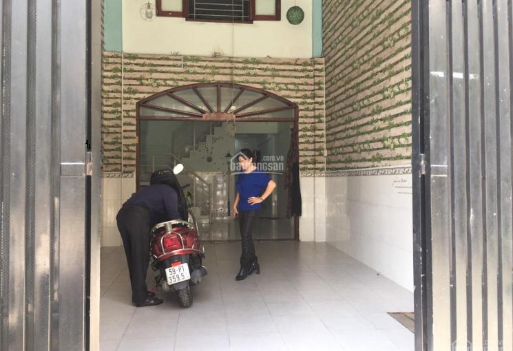 Cho thuê nhà Nguyễn Kiệm hẻm 6m, nhà 1L 2PN, 2WC giá 12tr/tháng