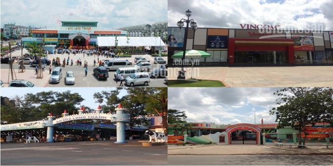 Bán nền đất biệt thự 505m2, tờ 50 thửa 172, xã Long Phước, Long Thành vào cổng số 3 sân bay 4 tr/m2