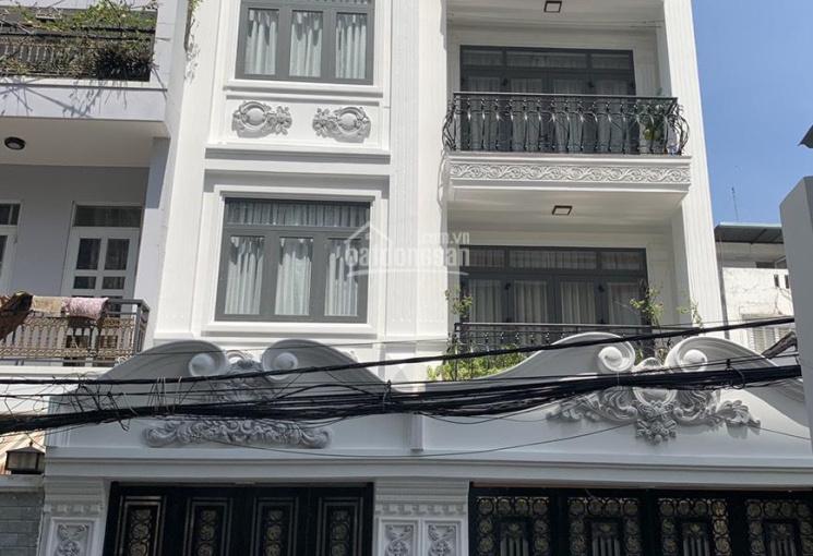 Bán biệt thự phố 3 lầu đường Số 51, P. Bình Thuận, Quận 7