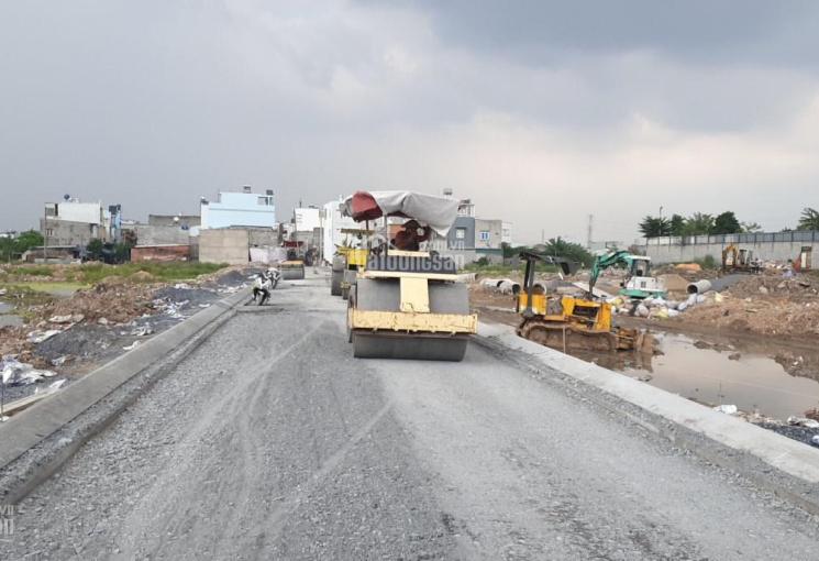 Đất nền khu dân cư Tây Lân Bình Tân hiện hữu, giá gốc CĐT chỉ từ 2.4 tỷ/nền 60m2, SHR, xây dựng TD