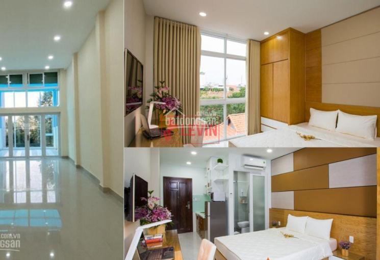 Bán căn hộ dịch vụ full nội thất Nguyễn Trãi, Quận 1 - 8 phòng - 130m2 - 24 tỷ - 0905747886
