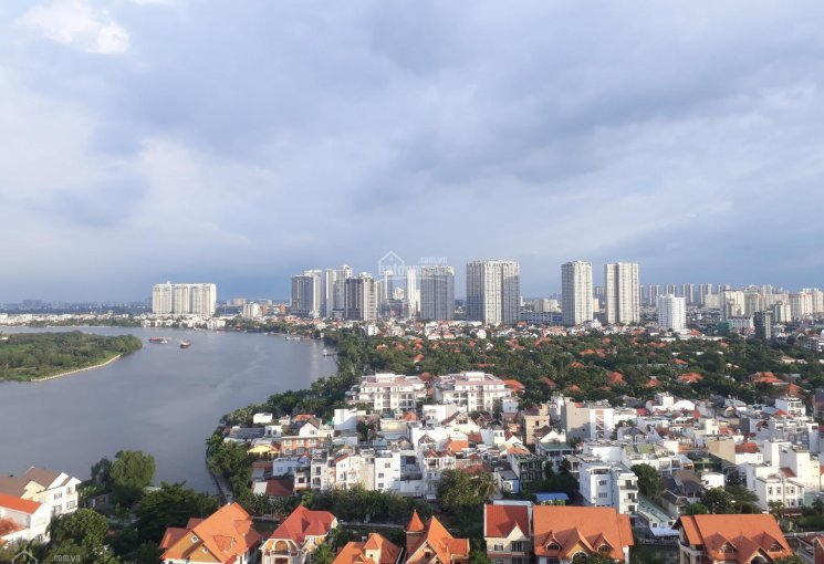 3 bedrooms river view for rent at D'Edge Thao Dien, D.2, special price for very first tenant