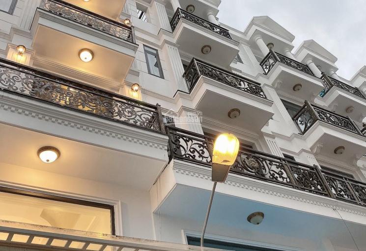 Bán nhà 102/98 3 tầng, MT Lê Văn Thọ, P. 11, giá 6.3 tỷ