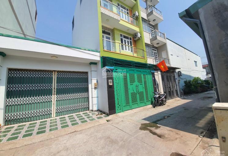 Bán nhà Phan Huy Ích, P12, Quận Gò Vấp vào 100m, DT: 5x12m nhà cấp 4 có lửng, giá 4 tỷ