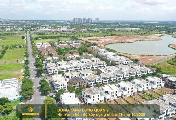 Bán gấp nền đất 100m2 Đông Tăng Long Quận 9, giá chỉ 4.8 tỉ, đã có sổ hồng cá nhân, công chứng ngay