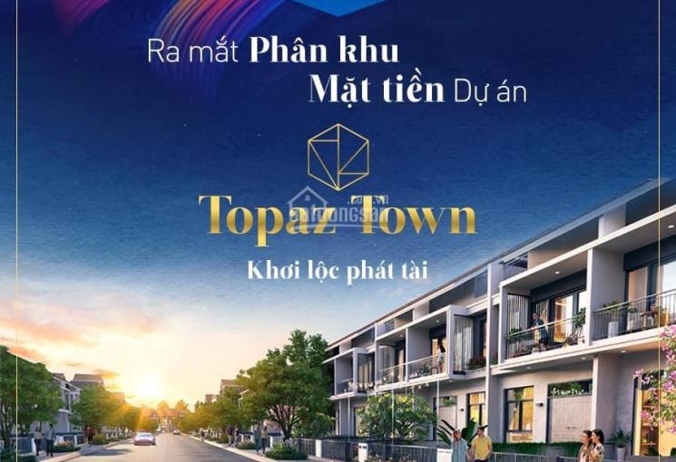 Mở bán Đất nền Khu vực Topaz Town của Siêu phẩm Gem Sky World Giá rẻ và ưu đãi từ chính Chủ Đầu Tư