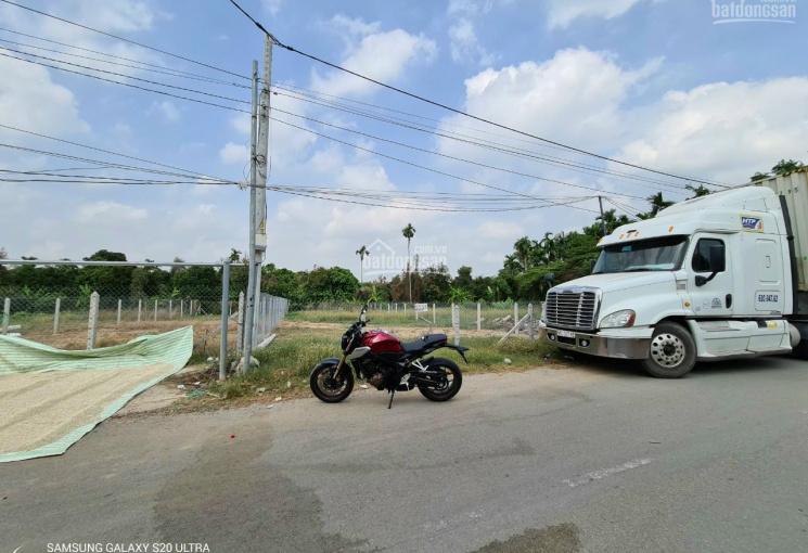 Đất mặt tiền đường Thạnh Quý - Hưng Thọ (đường Hưng Định 11), 10x37m, đường container