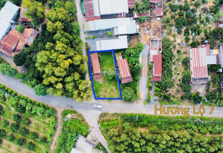 Bán lô đất góc 2 mặt tiền Hương Lộ 7, xã Bình Lợi, huyện Vĩnh Cửu