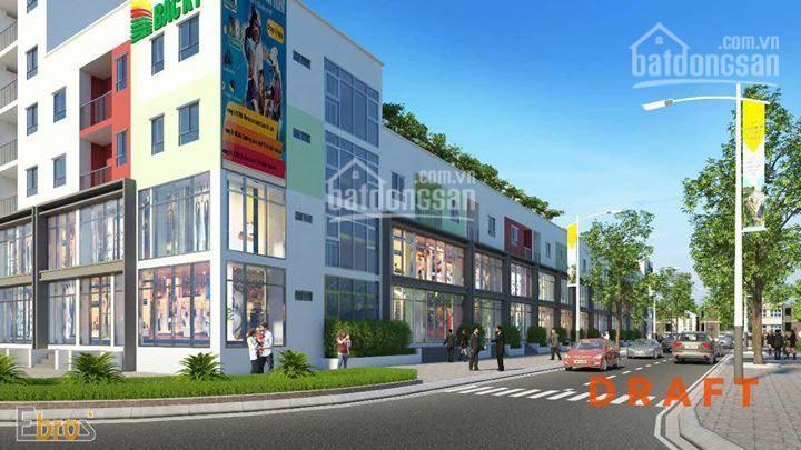 Giá chuẩn nhất shophouse 2 tầng mới tại Bắc Ninh, 60m2, MT 6m, giá chỉ từ 1,9 tỷ