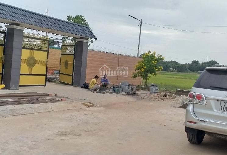 Cần bán gấp 4 lô đất thị trấn Long Điền, đường Nguyễn Văn Trỗi