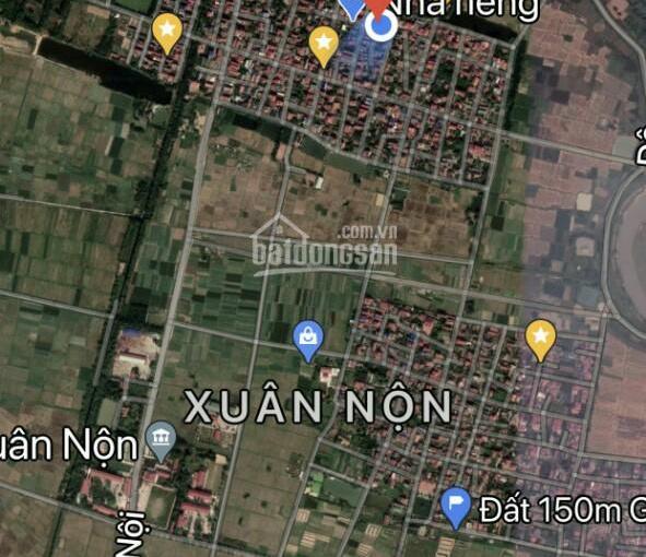 Tiếp tục mở bán 4 lô đất đẹp đường Nhạn - Xuân Nộn - Đông Anh - HN