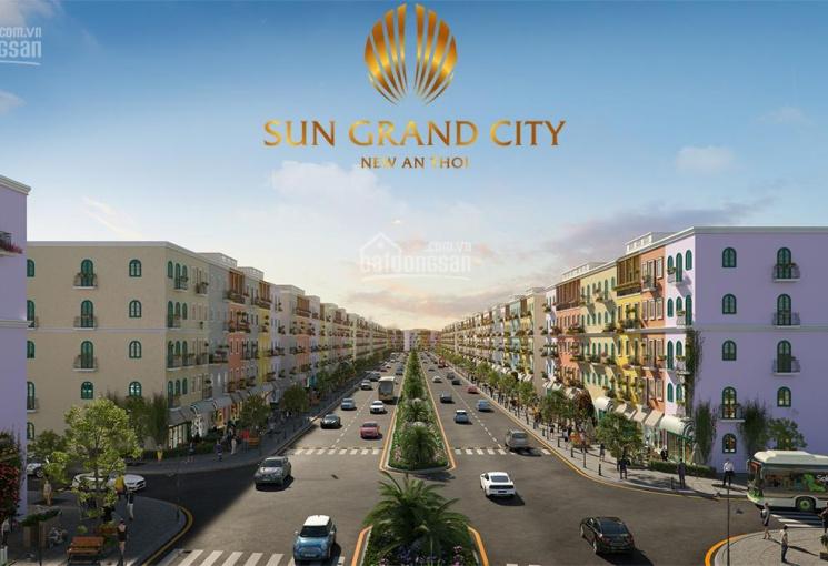 Vị trí đắc địa đón 10 nghìn du khách mỗi ngày chỉ có tại Sungrand City New An Thới, CK 15% vào giá