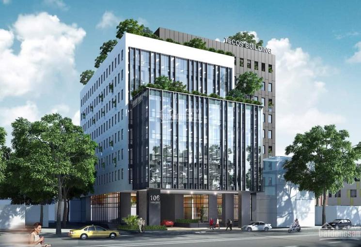 Cho thuê văn phòng toà nhà Tecos Building mặt phố Chùa Láng liên hệ 0981698185
