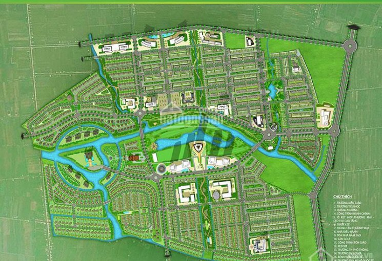 Đất sổ hồng KĐT Five Star - Eco City, giá thương lượng
