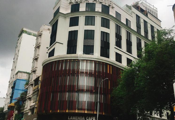 Bán nhà góc hai mặt tiền Ký Con và Võ Văn Kiệt, DT: 5x18m nở hậu 6m, 90m2 đất, xây trệt 1 lầu