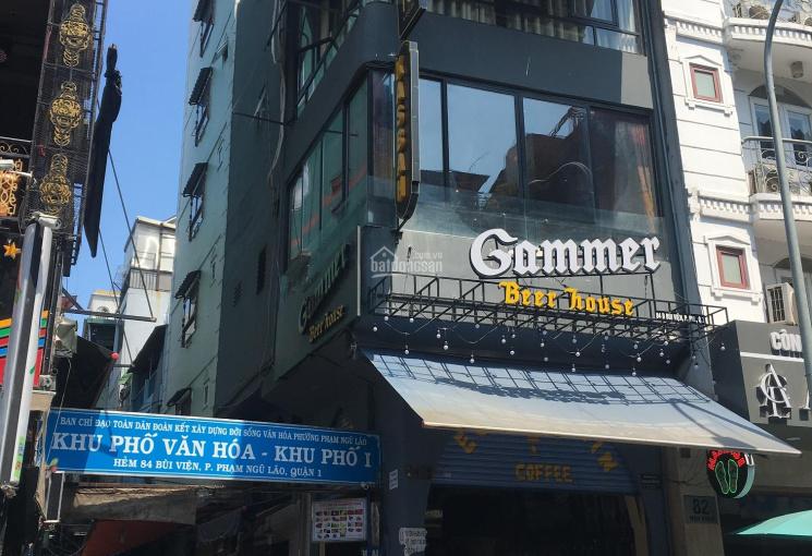 Bán nhà MT đường Hai Bà Trưng, Tân Định, Q.1, DT: 4.4x16m, xây dựng trệt, 4L HD thuê 120tr/th
