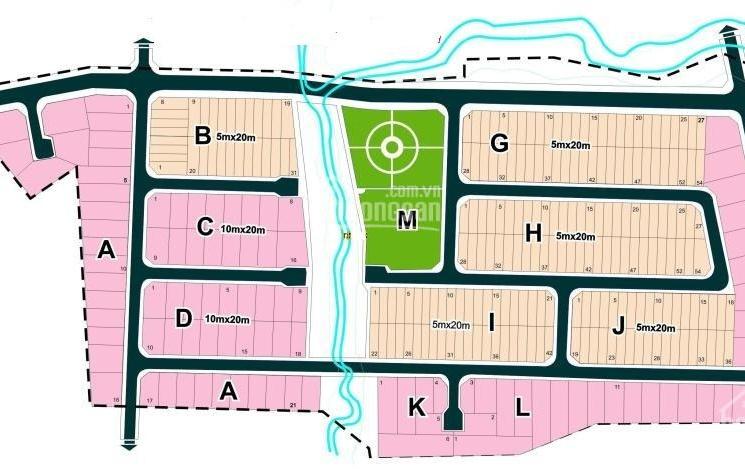 Bán nhanh nền biệt thự 200m2, dự án Đông Dương, Quận 9, giá TT từ 26 tr/m2, vị trí đẹp