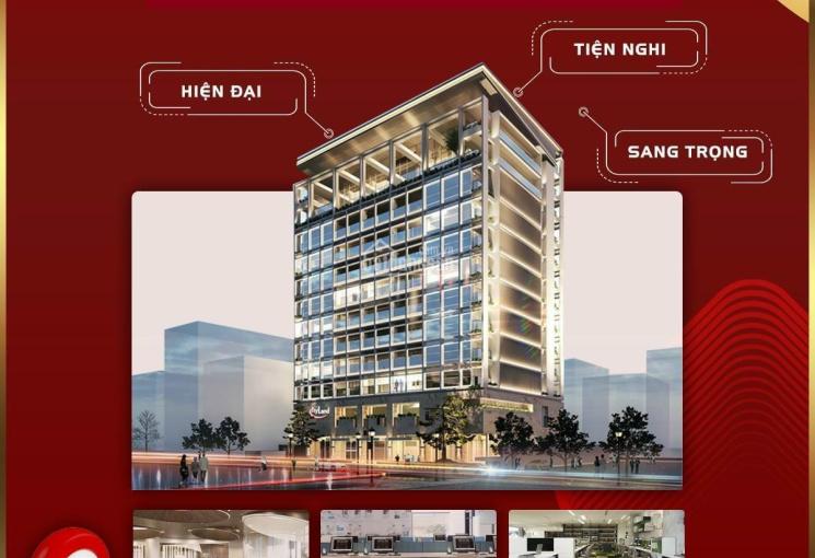 Cho thuê văn phòng tại Tòa nhà CityLand Tower 168 Phan Văn Trị, P5, Q.Gò Vấp (Gần siêu thị Emart)