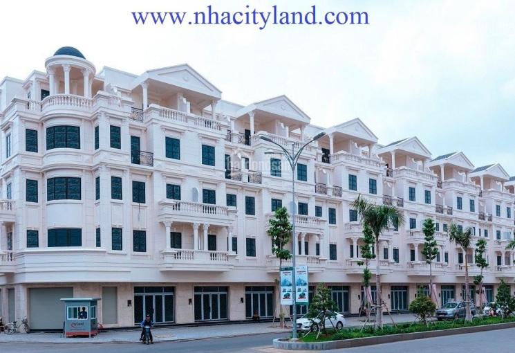 Bán nhà phố mặt tiền Cityland Park Hills, giá tốt nhất thị trường. LH: 0933666779