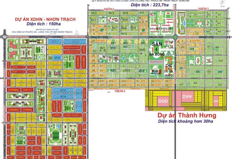 Mua bán kí gửi đất nền HUD - XDHN, Thành Hưng, Ecosun, mua bán nhanh, LH: 0938.253.386